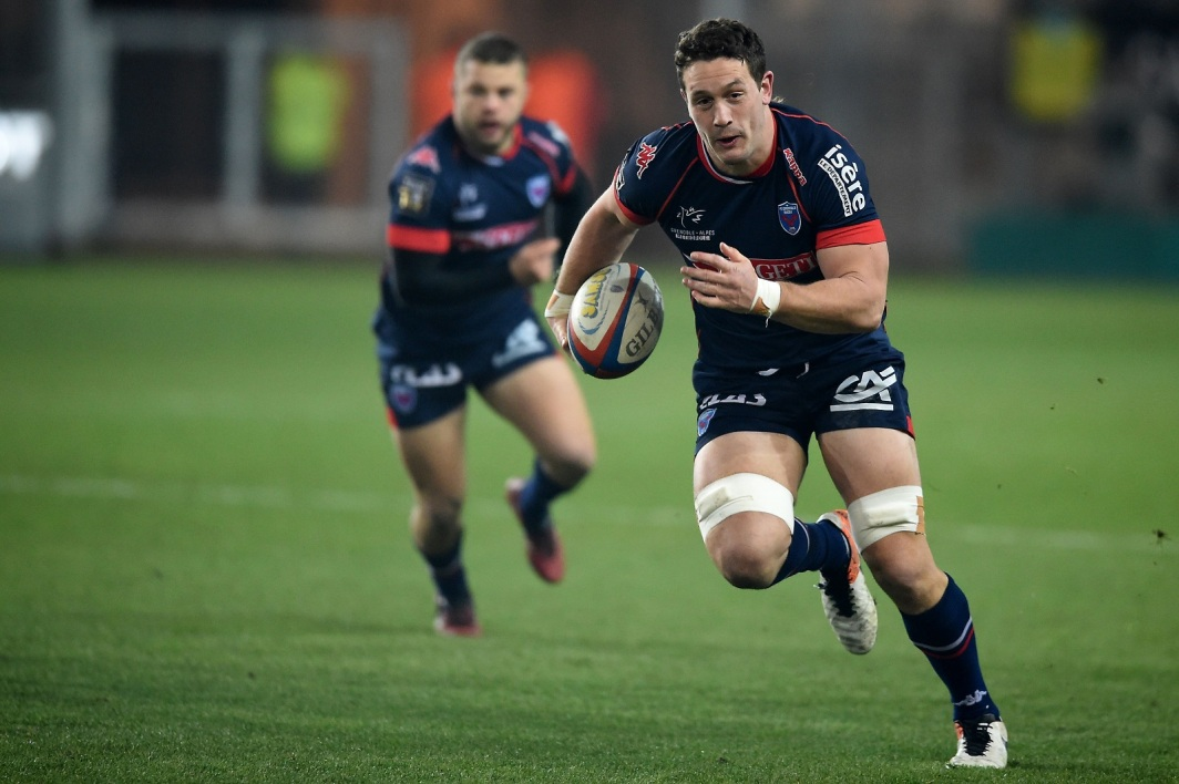 Rory Grice (Grenoble)