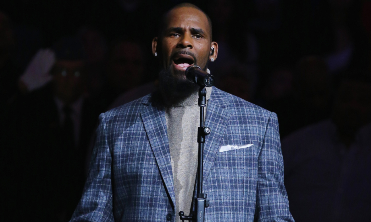R. Kelly à New York en 2015 - AFP