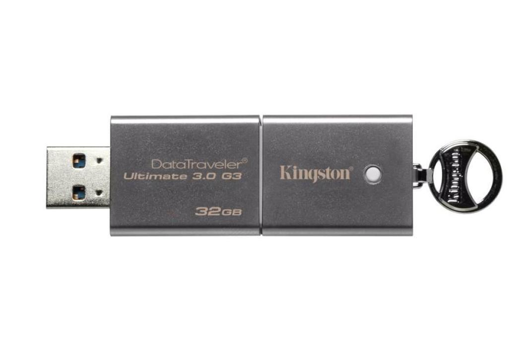 Kingston Kingston DataTraveler Ultimate 3.0 G3 32 Go