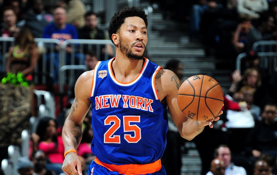 Derrick Rose (New York Knicks)