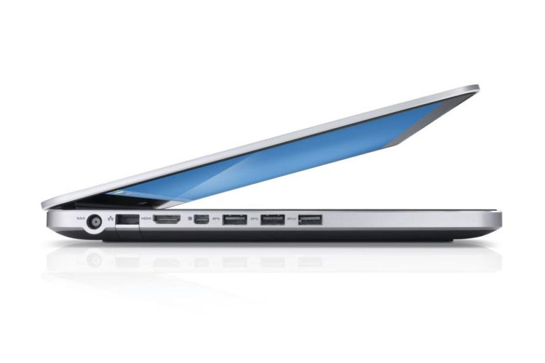 Dell XPS 15 (Silver)