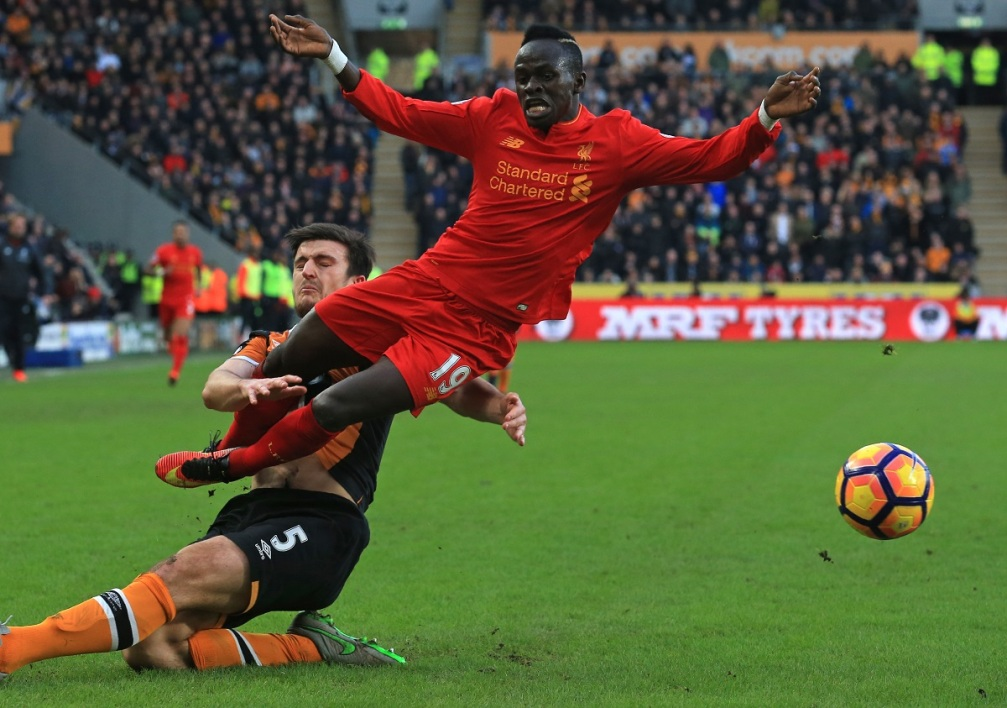 Sadio Mané (Liverpool) absent six semaines