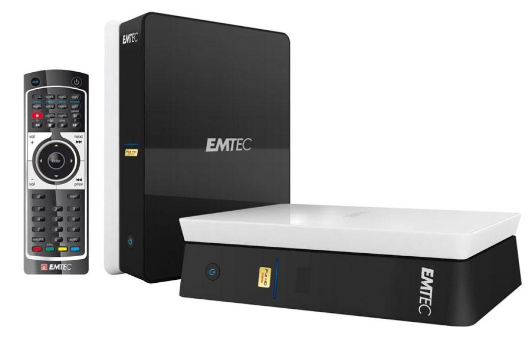Emtec Movie Cube S120H - 500 Go