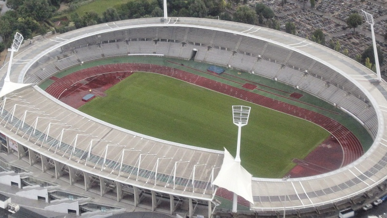 Le stade Charlety