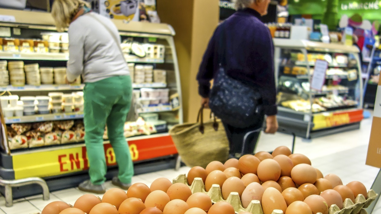 Des pâtes made in France sorties des rayons — Oeufs contaminés
