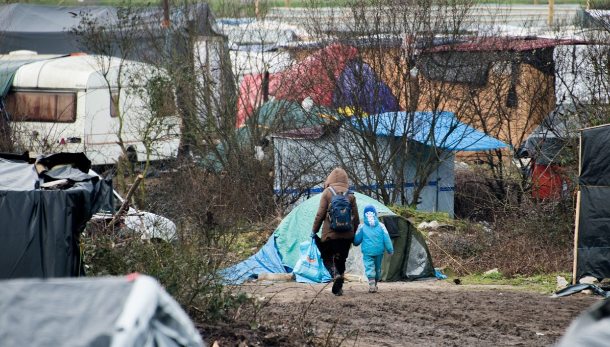 """jungle de Calais"", évacuation"