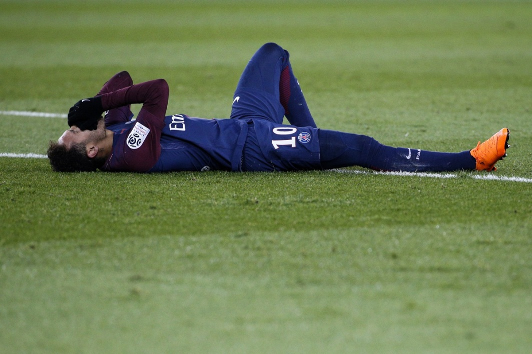 Le père de Neymar était à Madrid — AS