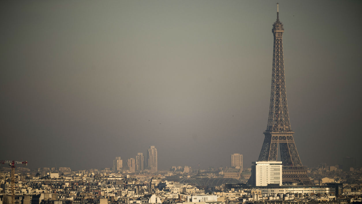 La pollution est responsable de 48.000 morts prématurées par an en France.