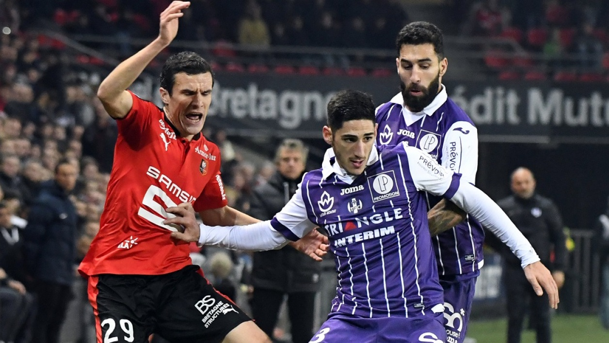 Rennes-Toulouse