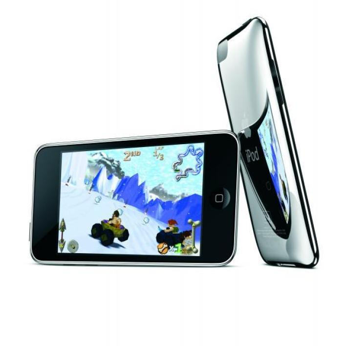 Apple iPod touch 8 Go - 2G