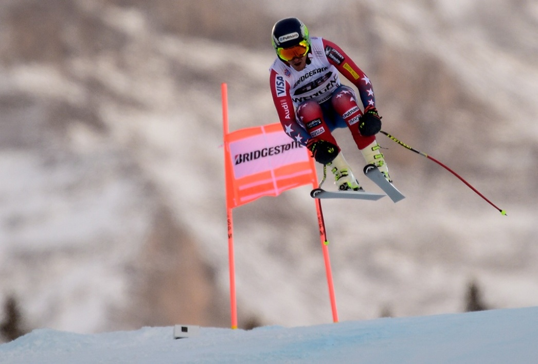 L'Américain Ted Ligety