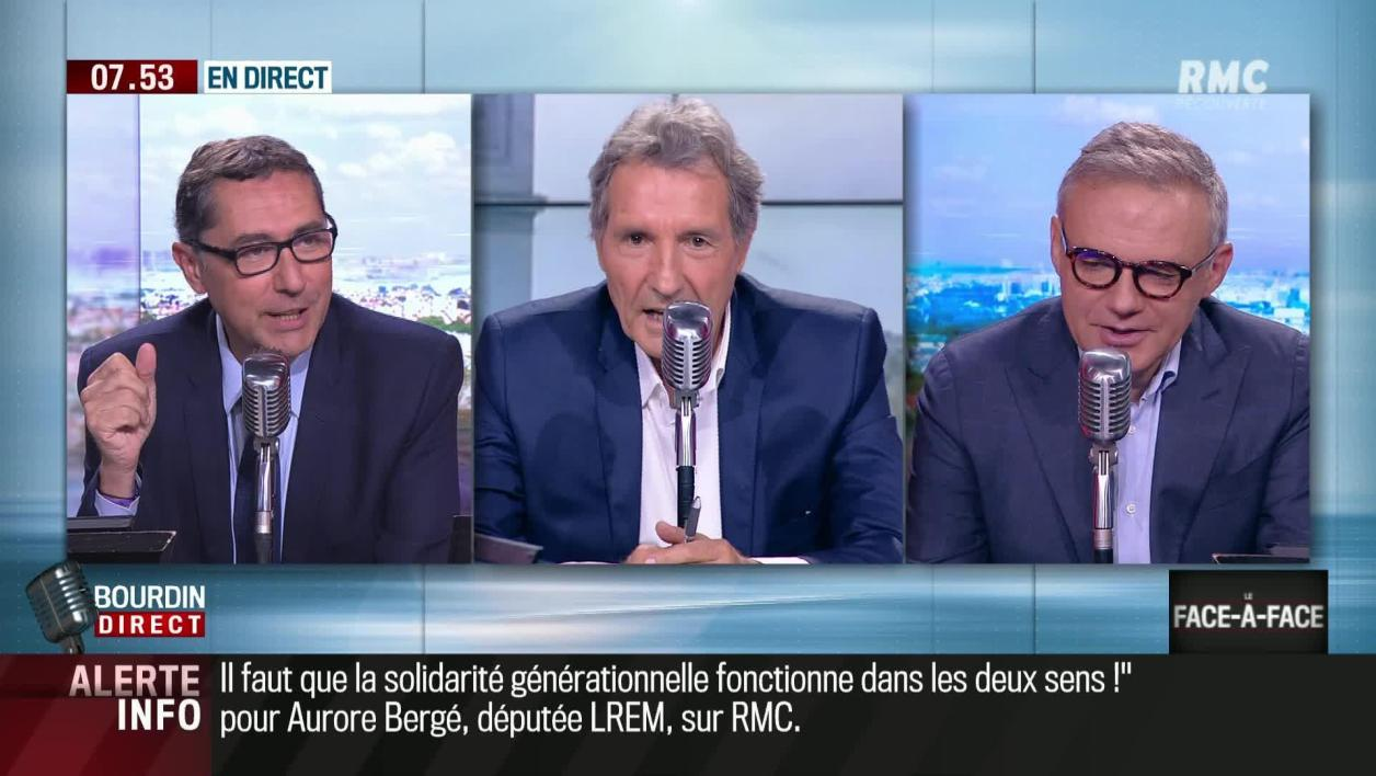 """Brunet & Neumann"": retenue à la source, le couac?"