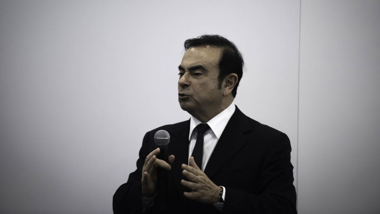 Carlos Ghosn affiche sa confiance