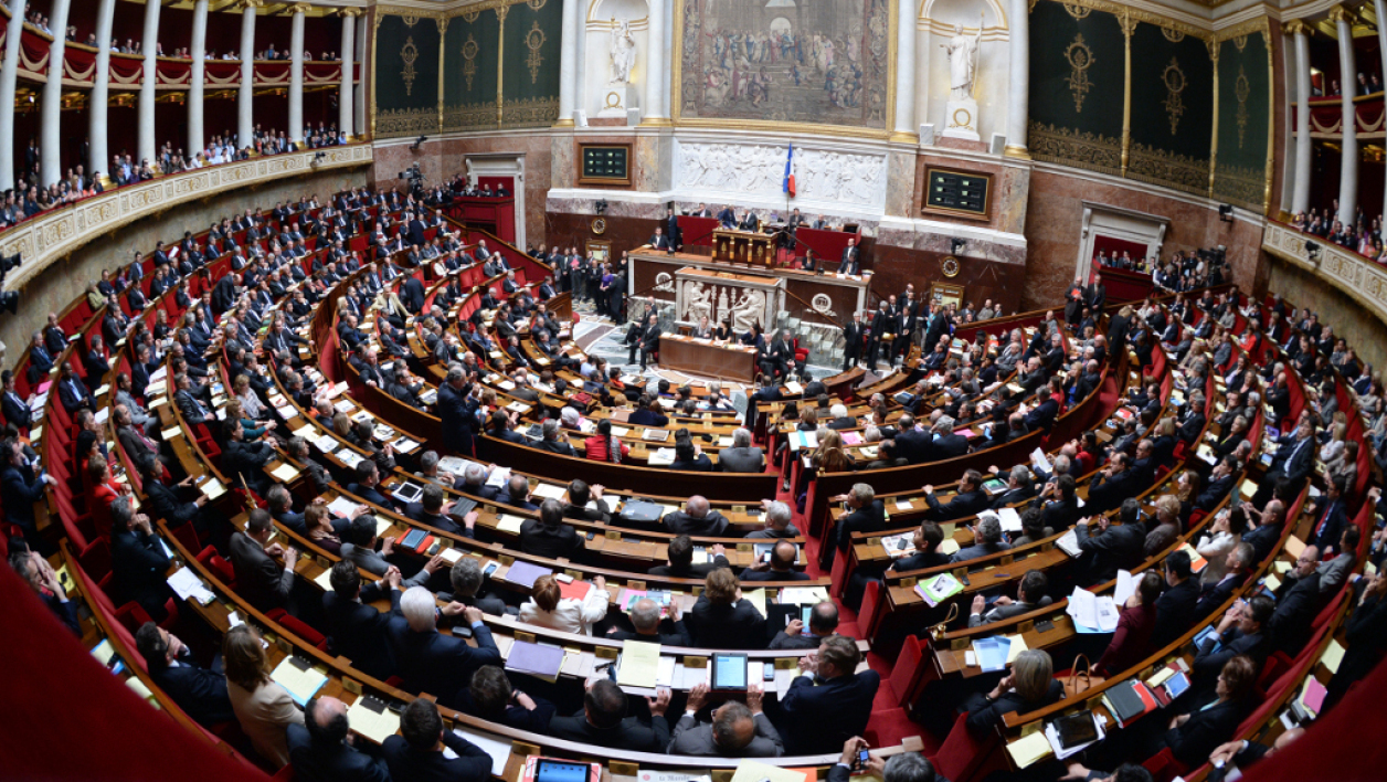 L'Assemblée nationale, photo d'illustration