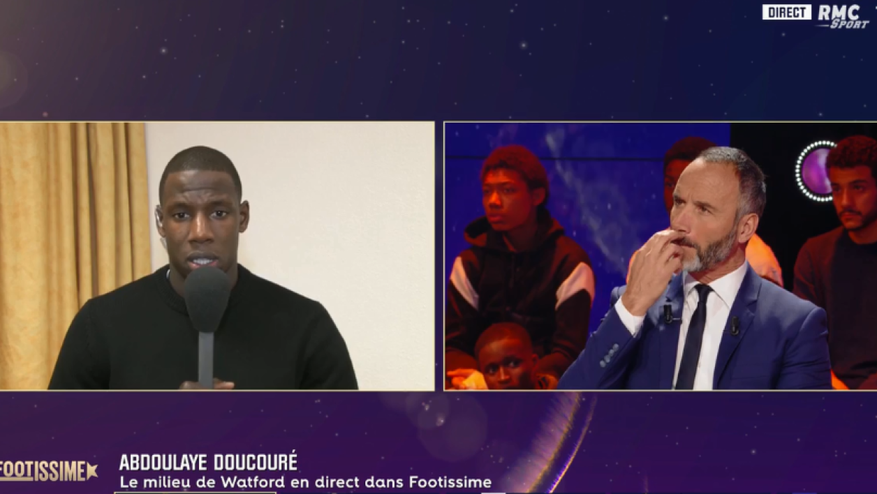 Doucouré explique comment il a progressé en Premier League