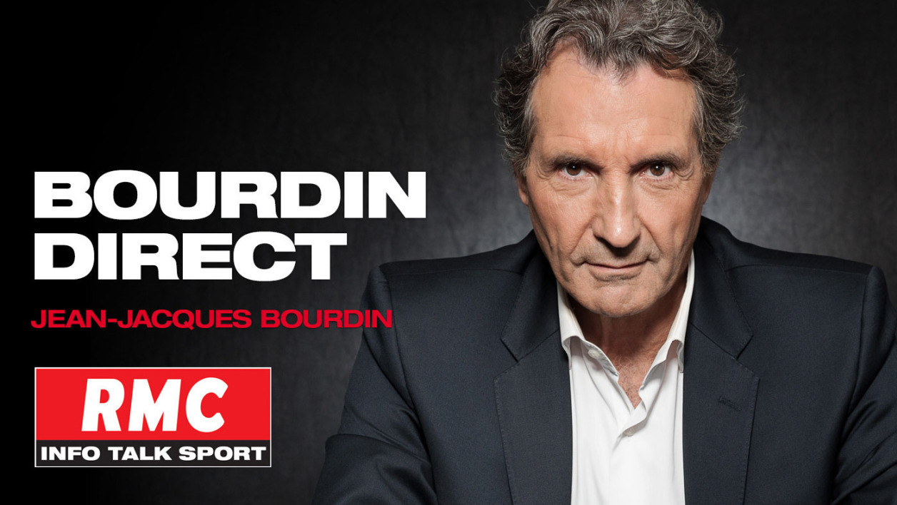 "Nicolas Poincaré rejoint ""Bourdin Direct"" sur RMC"