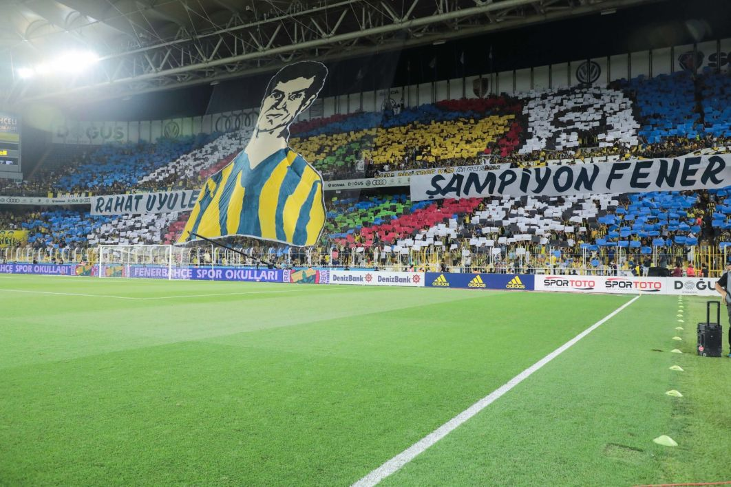 Supporters Fenerbahce