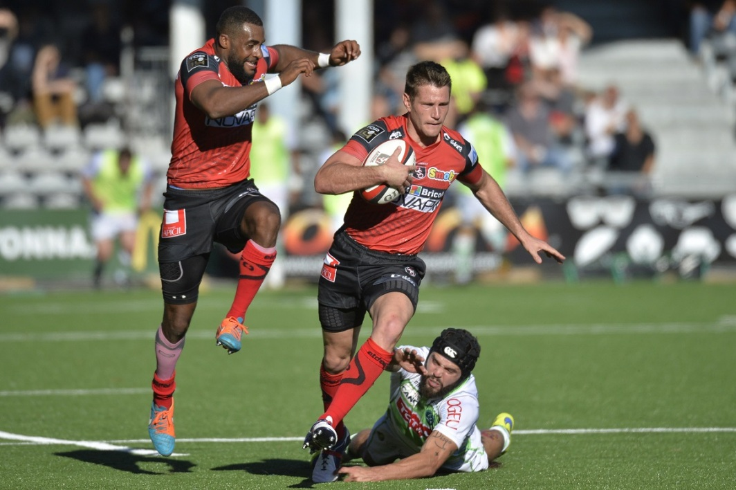 Top 14: Brive s'incruste dans le Top 5