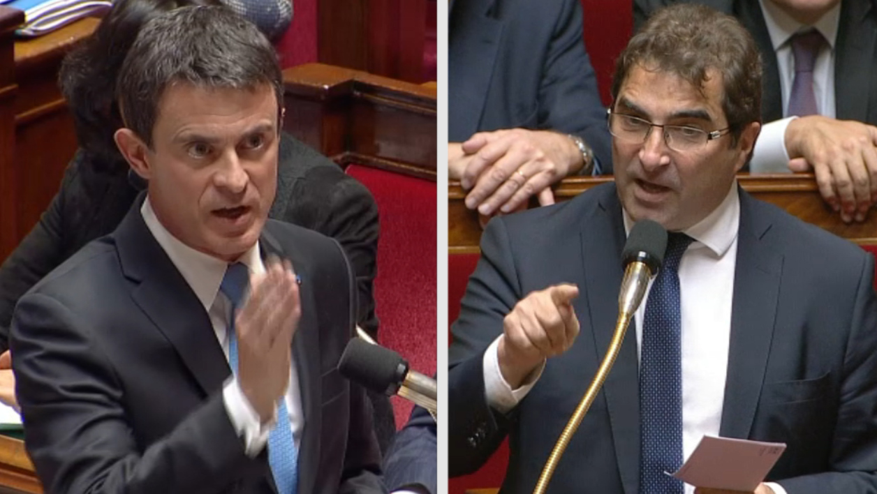 Manuel Valls réitère son engagement et sa loyauté envers François Hollande, ce mardi à l'Assemblée nationale. (Photo d'illustration)