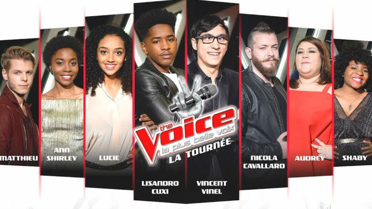 La production de The Voice annule sa tournée