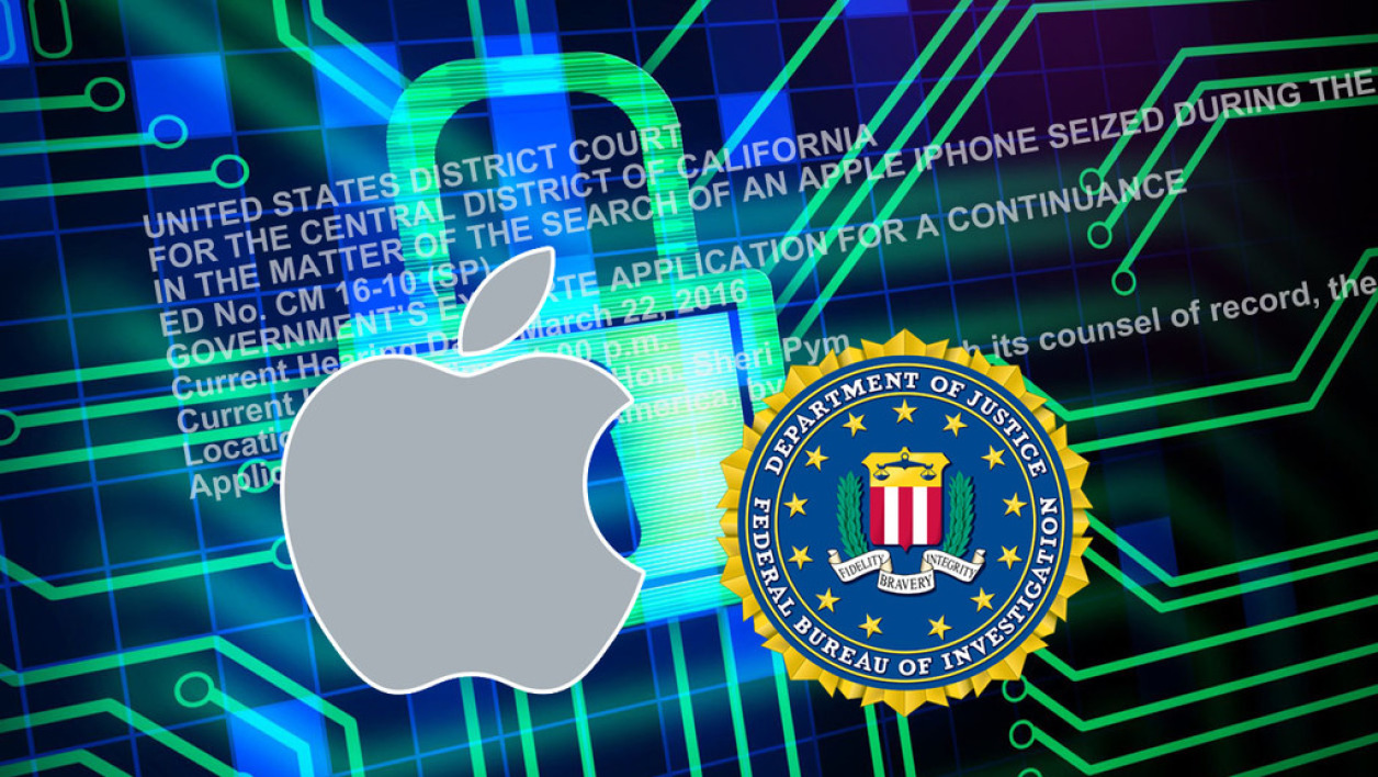 Apple FBI iPhone sécurité