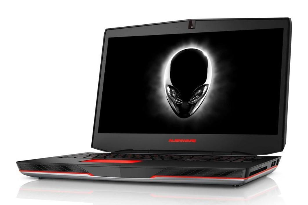 Dell Alienware 17 (Core i7, GTX880M)