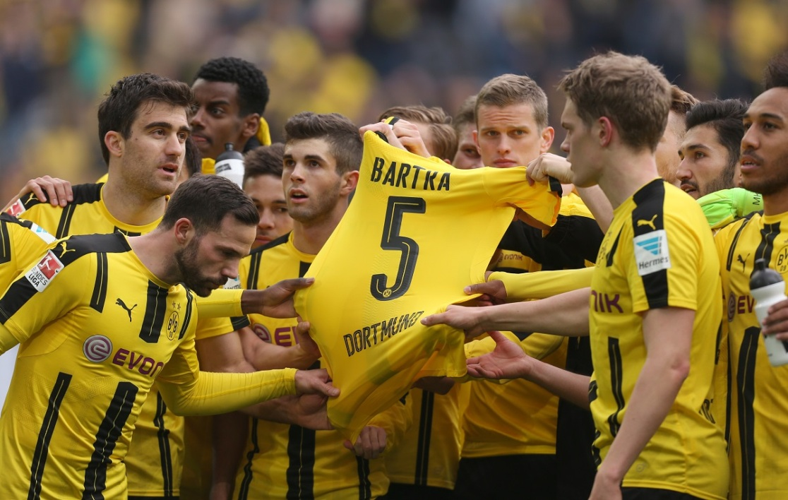 Hommage Marc Bartra
