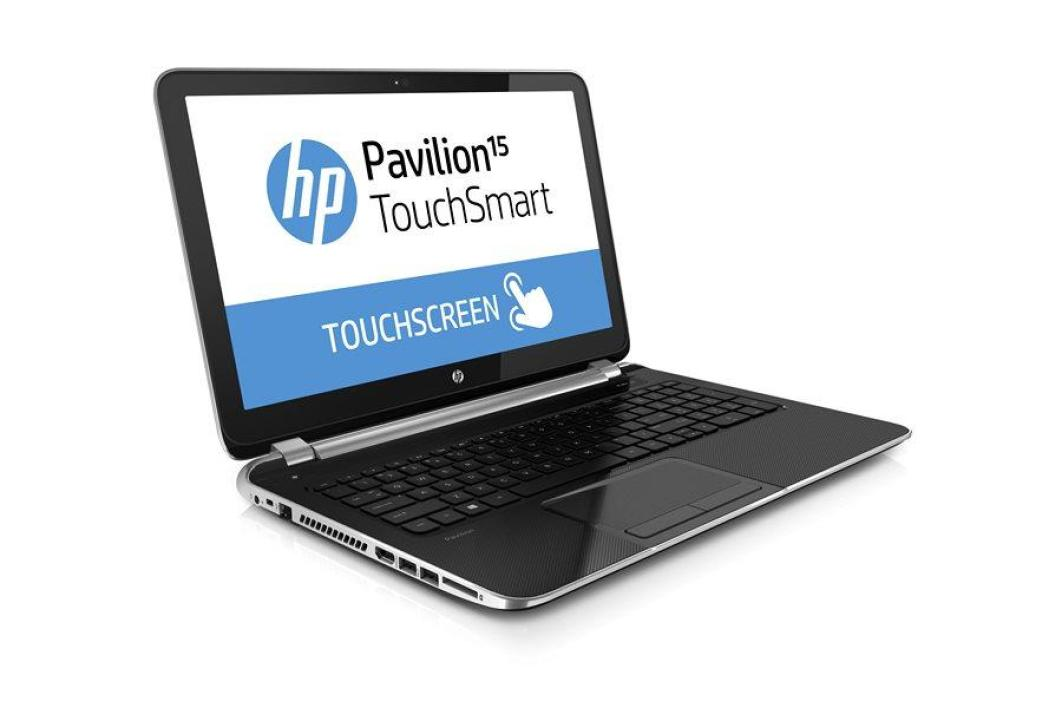 hp pavilion touchsmart 15 n053sf le test complet. Black Bedroom Furniture Sets. Home Design Ideas