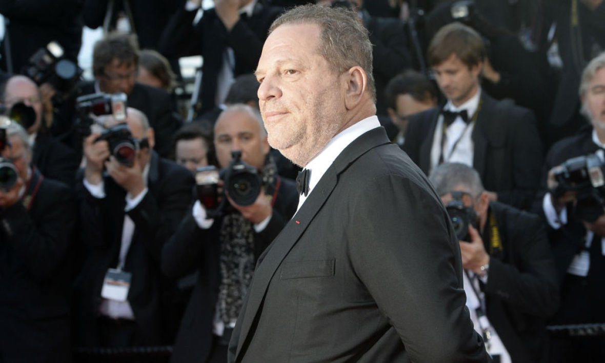 Harvey Weinstein au Festival de Cannes en 2013