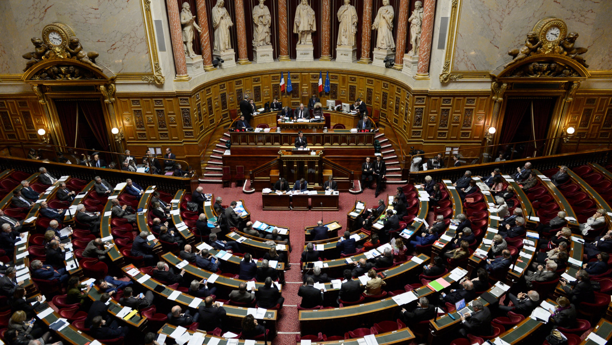 Le Sénat. (photo d'illustration)