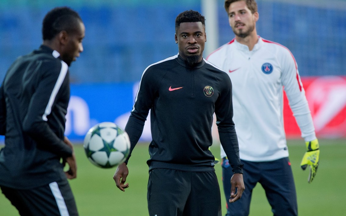 PSG-Arsenal : l'UEFA regrette l'interdiction de territoire de Serge Aurier