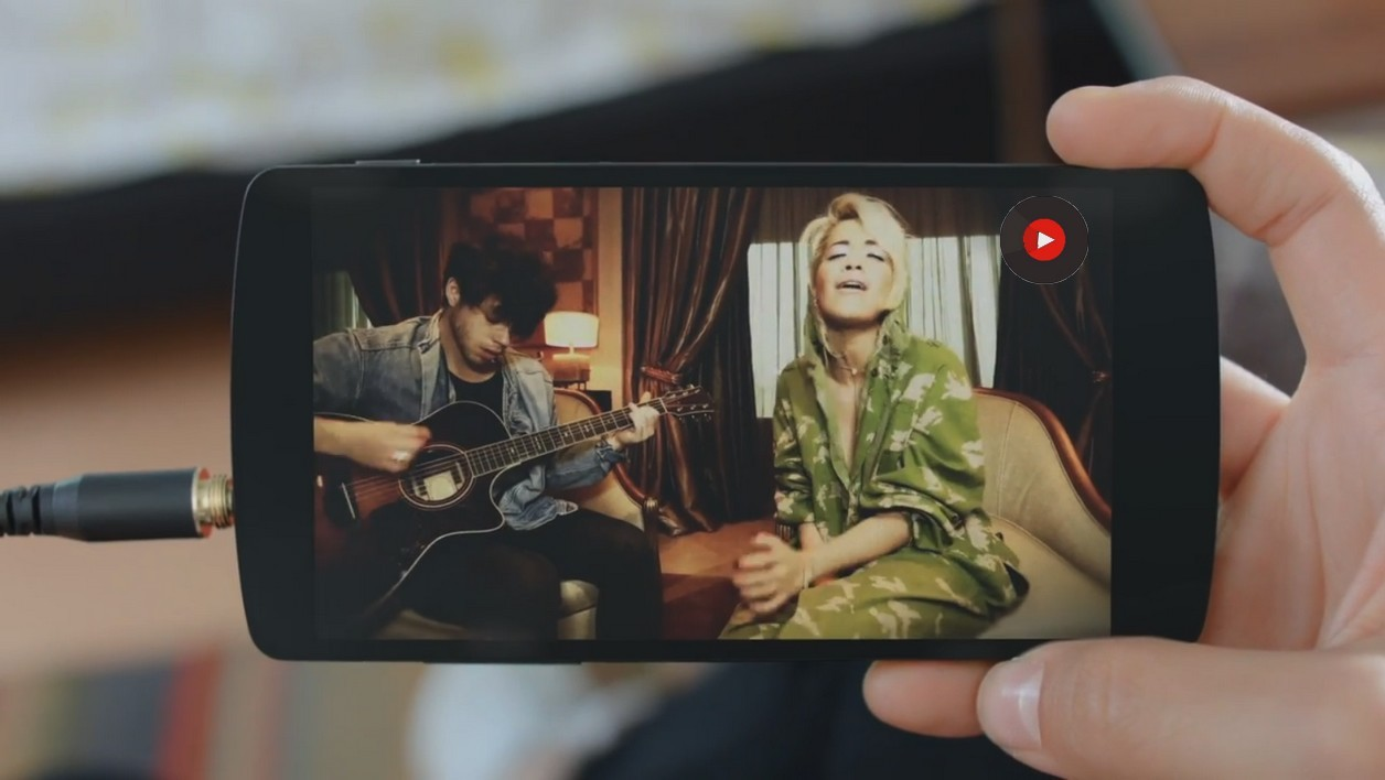 YouTube lance sa propre appli de streaming musical