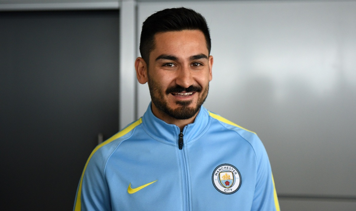 gündogan man city