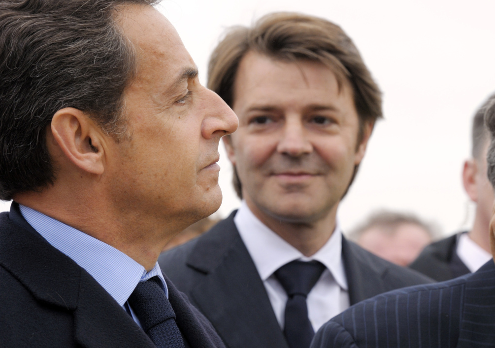 "Selon nos confrères d'Europe 1, Nicolas Sarkozy aurait proposé ""un ticket"" à François Baroin. (photo d'illustration)"