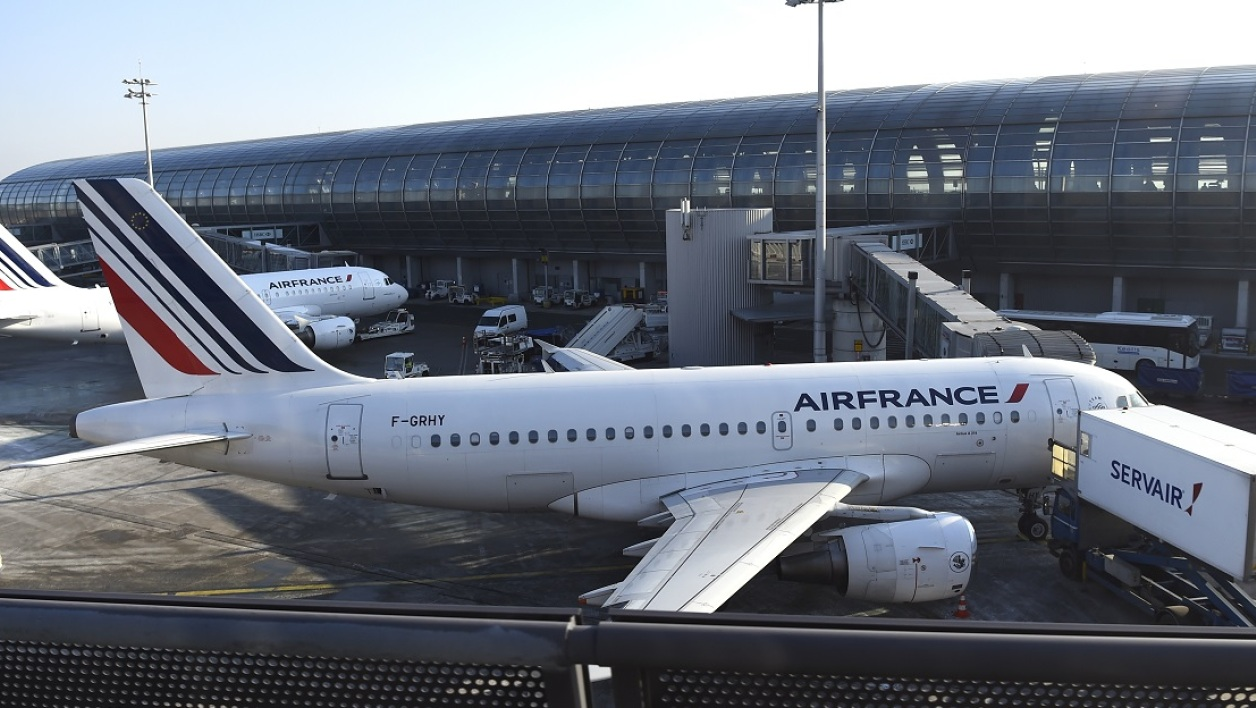 Air France annule son vol vers la Guyane jeudi