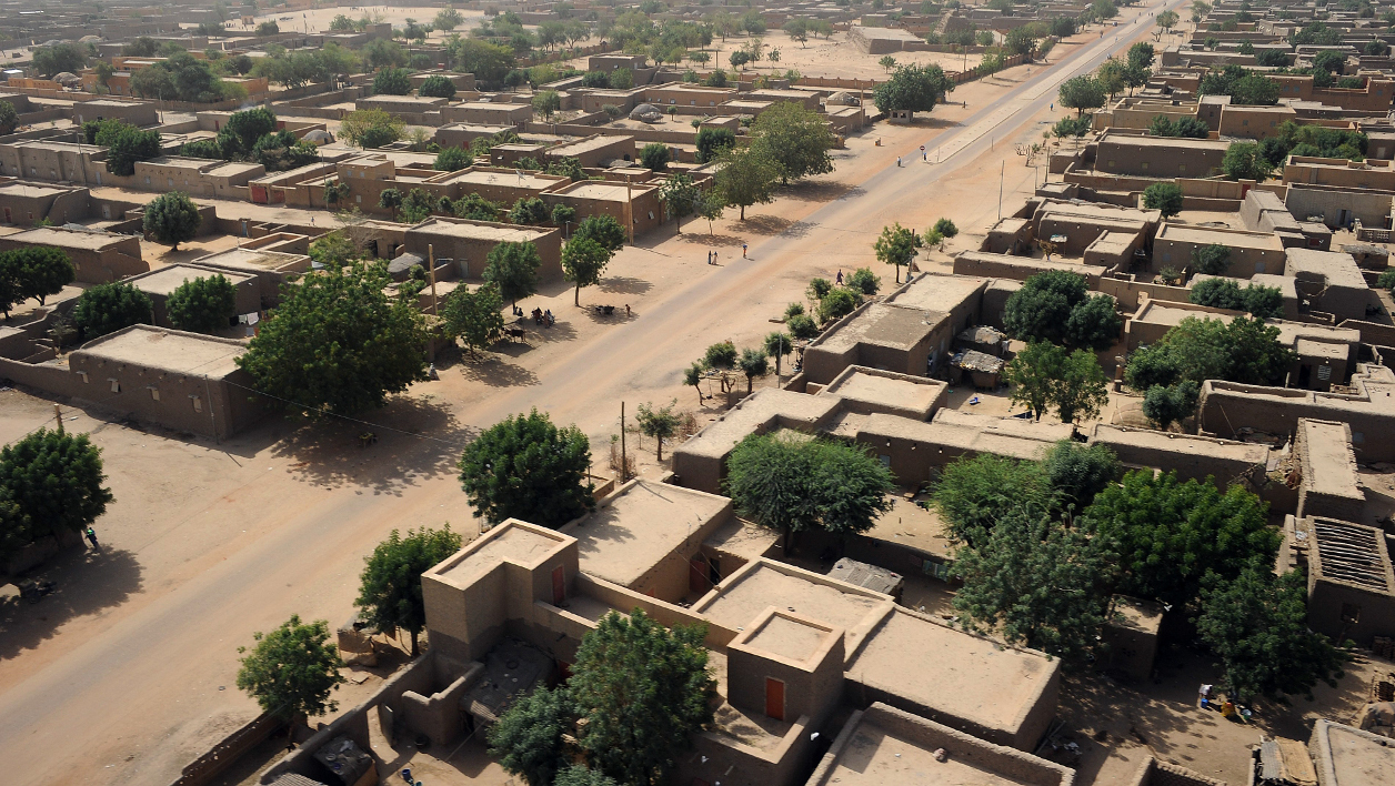 Un quartier populaire de Gao au Mali (Photo d'illustration).