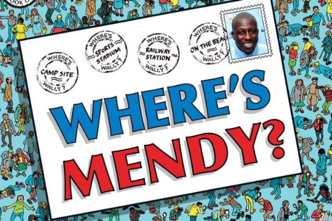 Where is Mendy ?