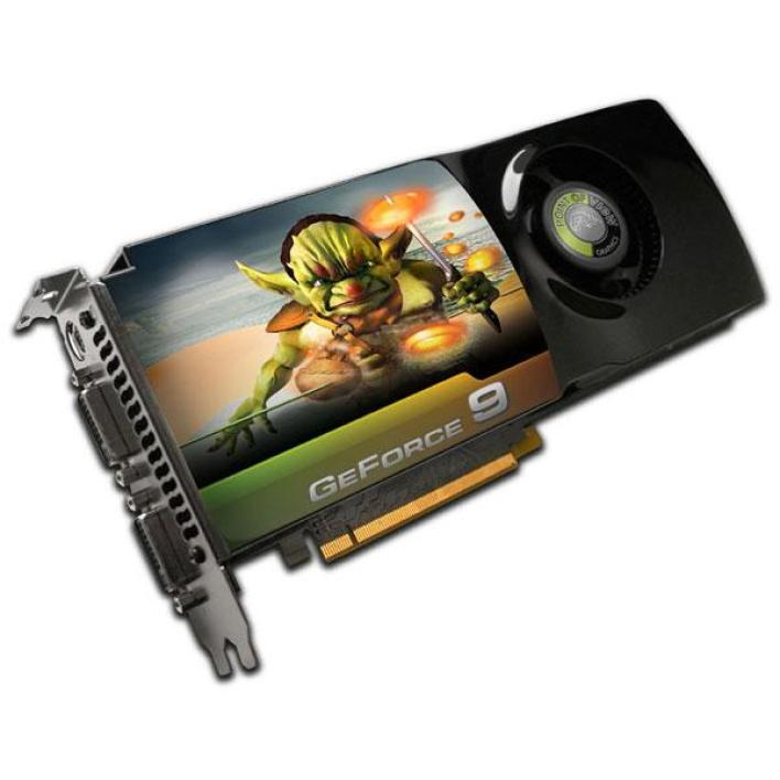 Point Of View GeForce 9800 GTX EXO Edition
