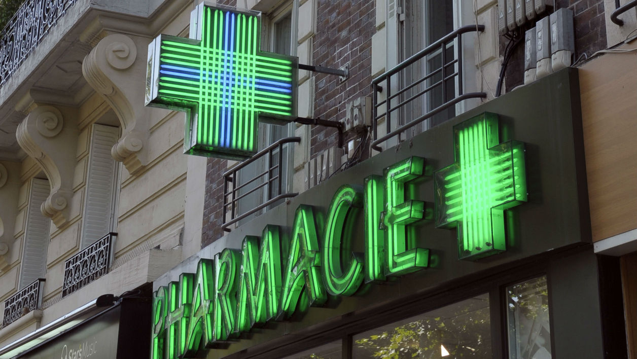 Image d'illustration pharmacie - AFP -