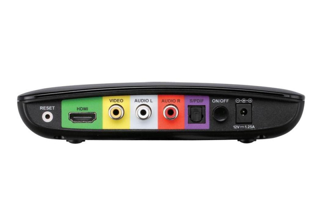 D-Link TV Main Stage DHD-131