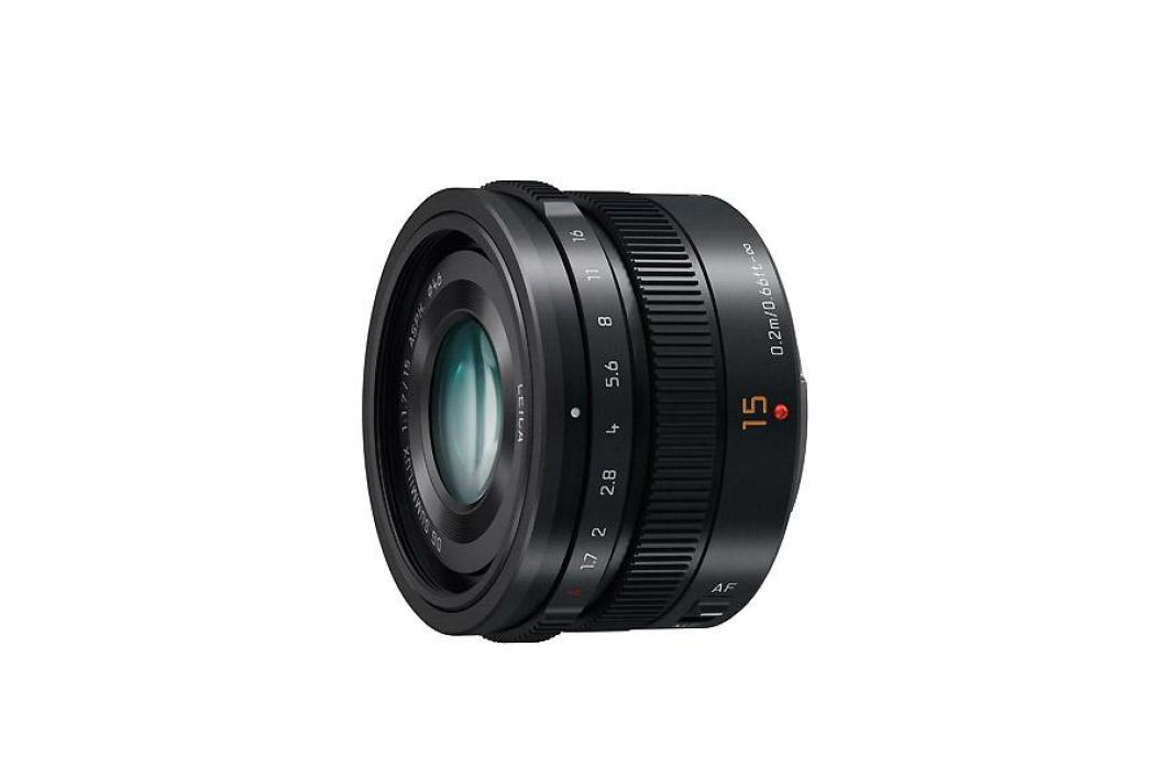 Panasonic Leica DG Summilux 15 mm f/1.7 ASPH