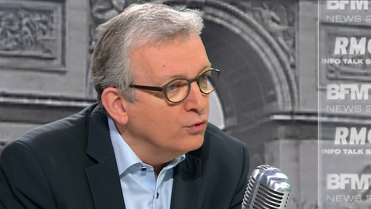 Pierre Laurent face à Jean-Jacques Bourdin: les tweets de l'interview