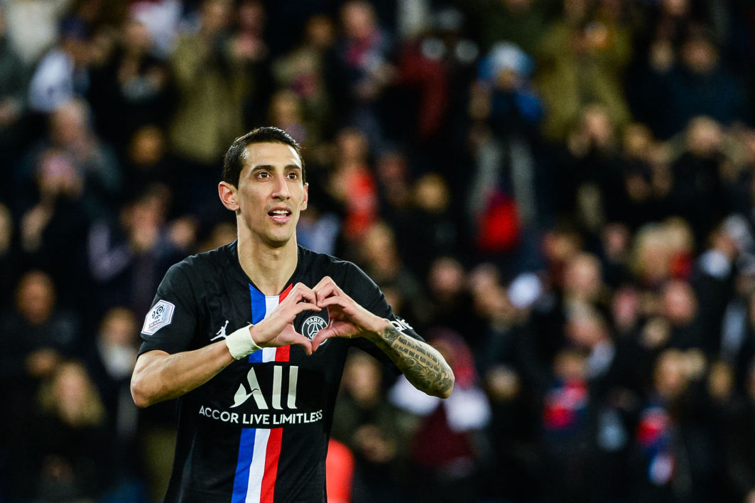 Angel Di Maria - Paris-SG