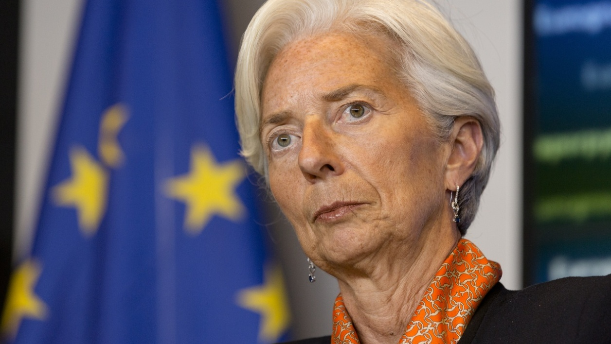 Christine Lagarde commence visiblement à perdre patience