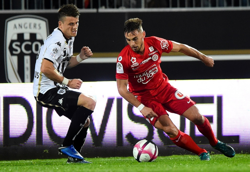 Angers-Montpellier