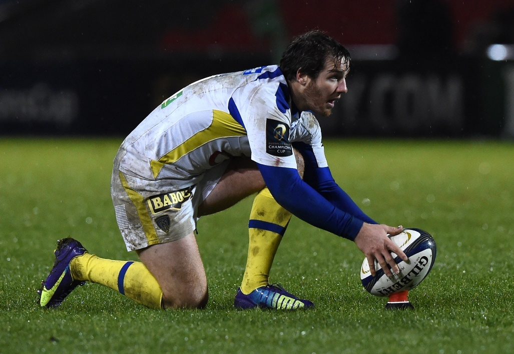 Clermont: Camille Lopez absent 6 semaines