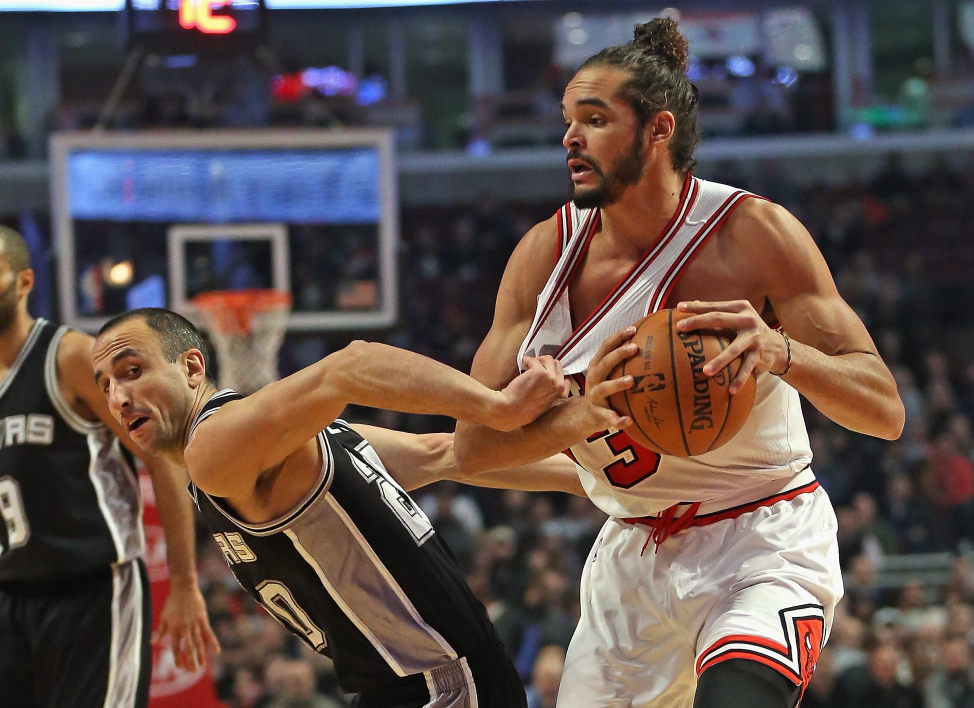 EN VIDEO - NBA : les Spurs tombent sur Noah