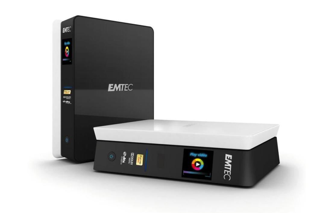 Emtec Movie Cube S800H - 1000 Go