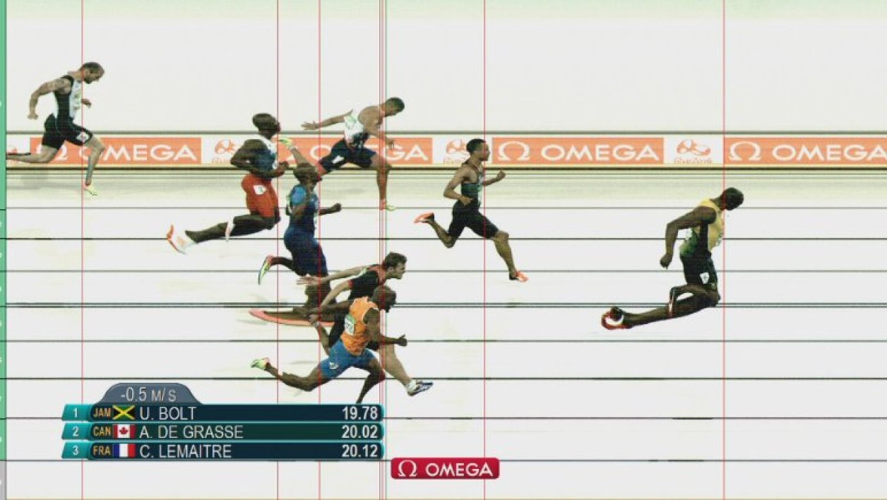 JO 2016, athlétisme : l'incroyable photo-finish de Lemaitre
