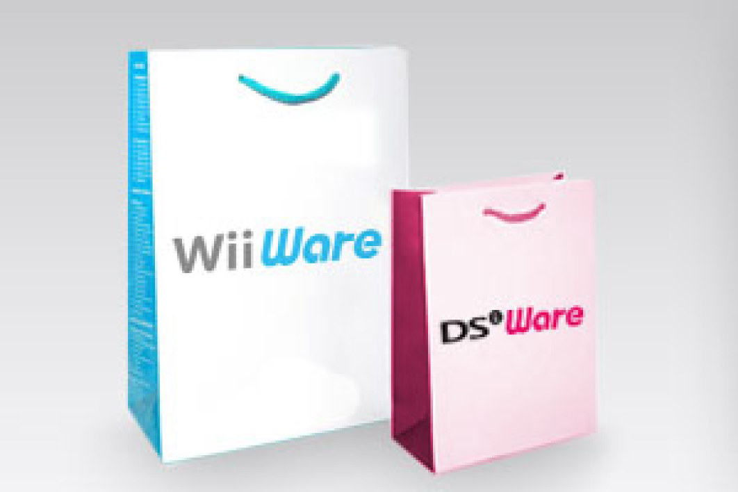 Sélection WiiWare/DSiWare